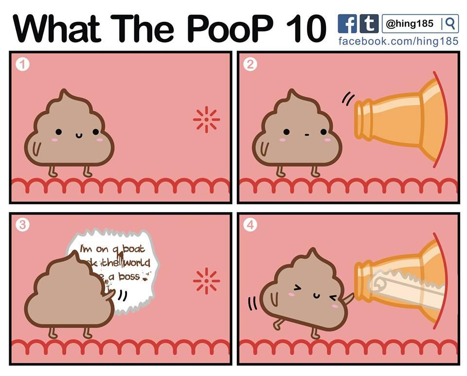 What the PooP 18