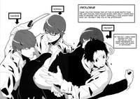 Let's Eat. Shujinkou ga Adachi Tohru o Oishiku Itadaku Hon   Let's Eat. A Delicious Hero, Adachi Tohru Doujinshi 3