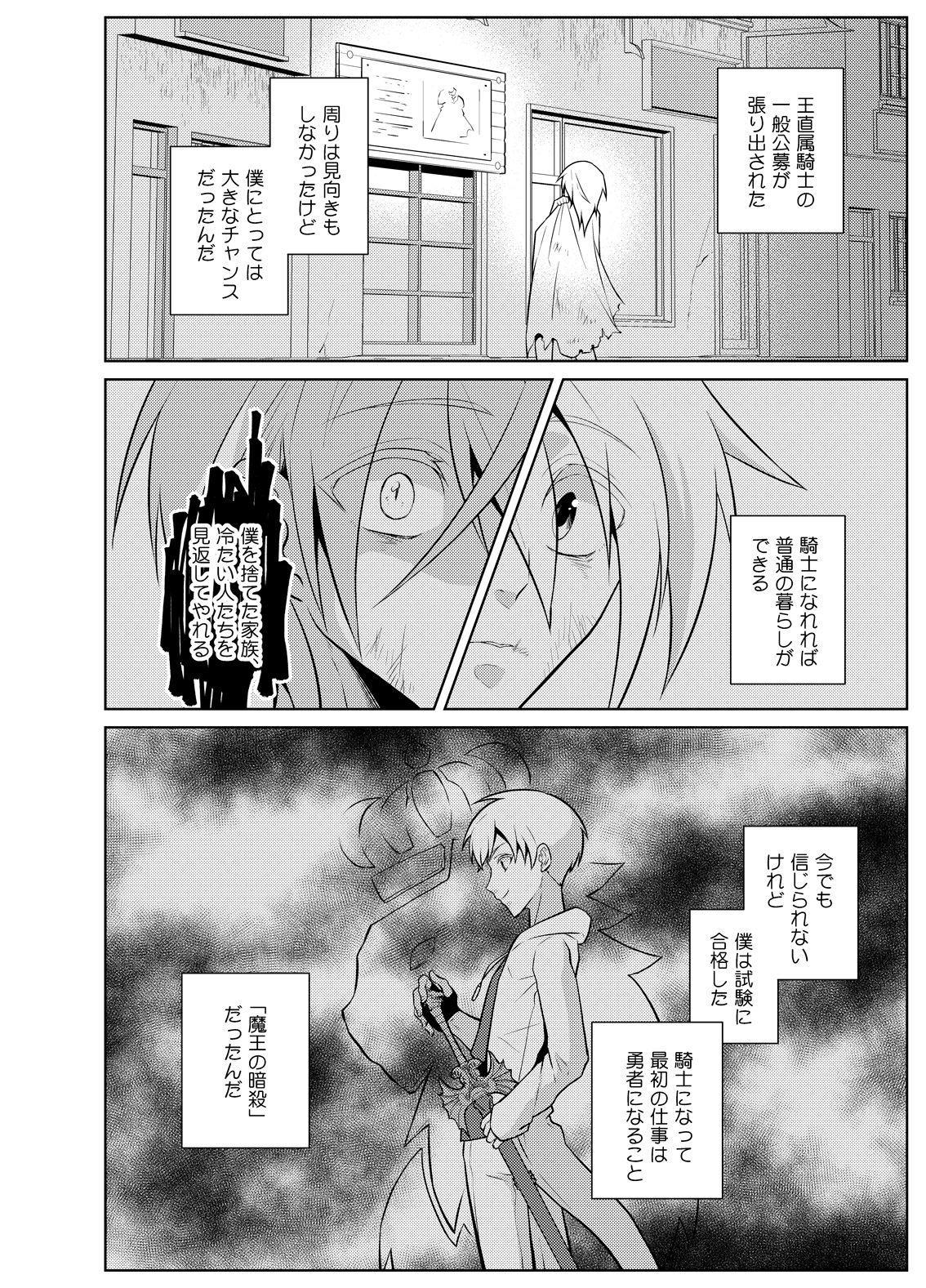 Nisemono Yuusha to Maou to Boku 9