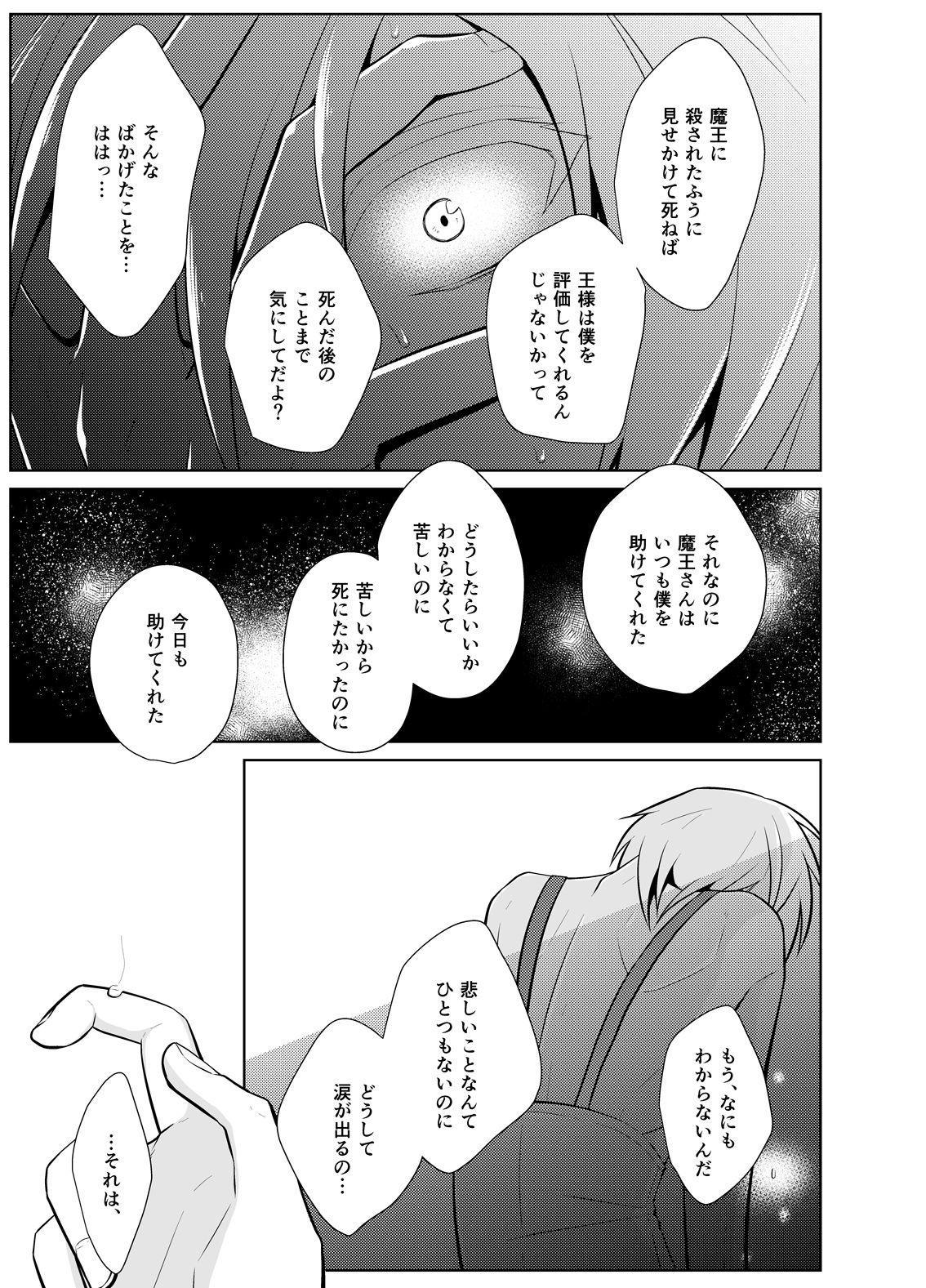 Nisemono Yuusha to Maou to Boku 12