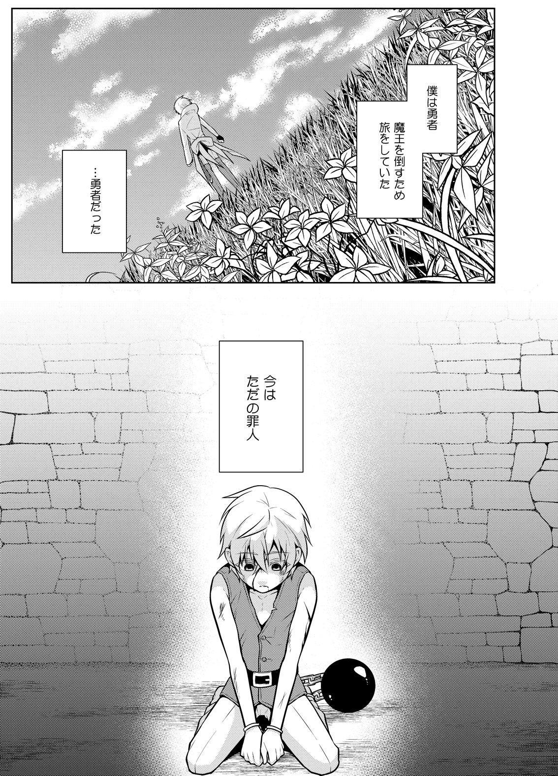 Nisemono Yuusha to Maou to Boku 2