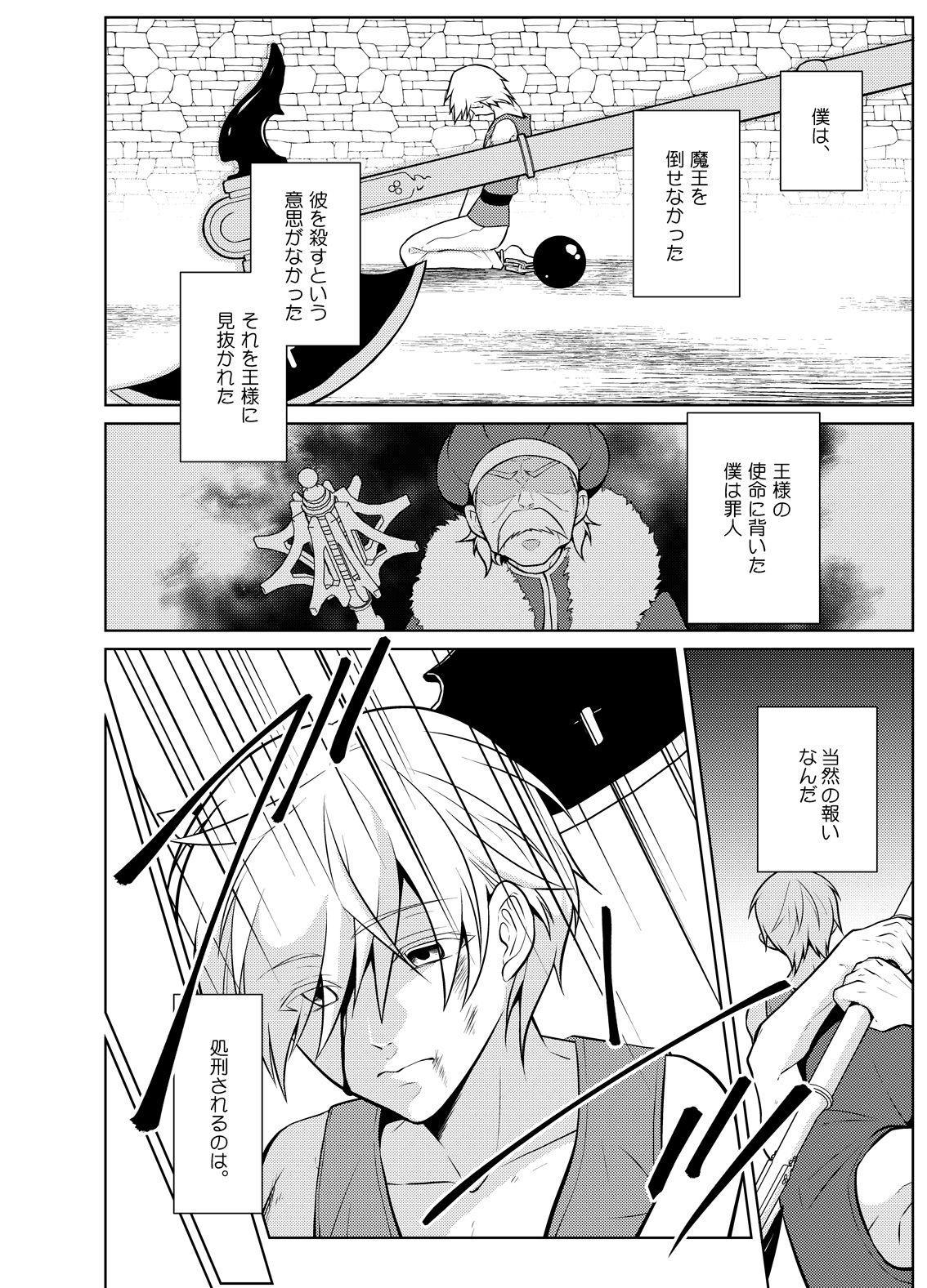 Nisemono Yuusha to Maou to Boku 3