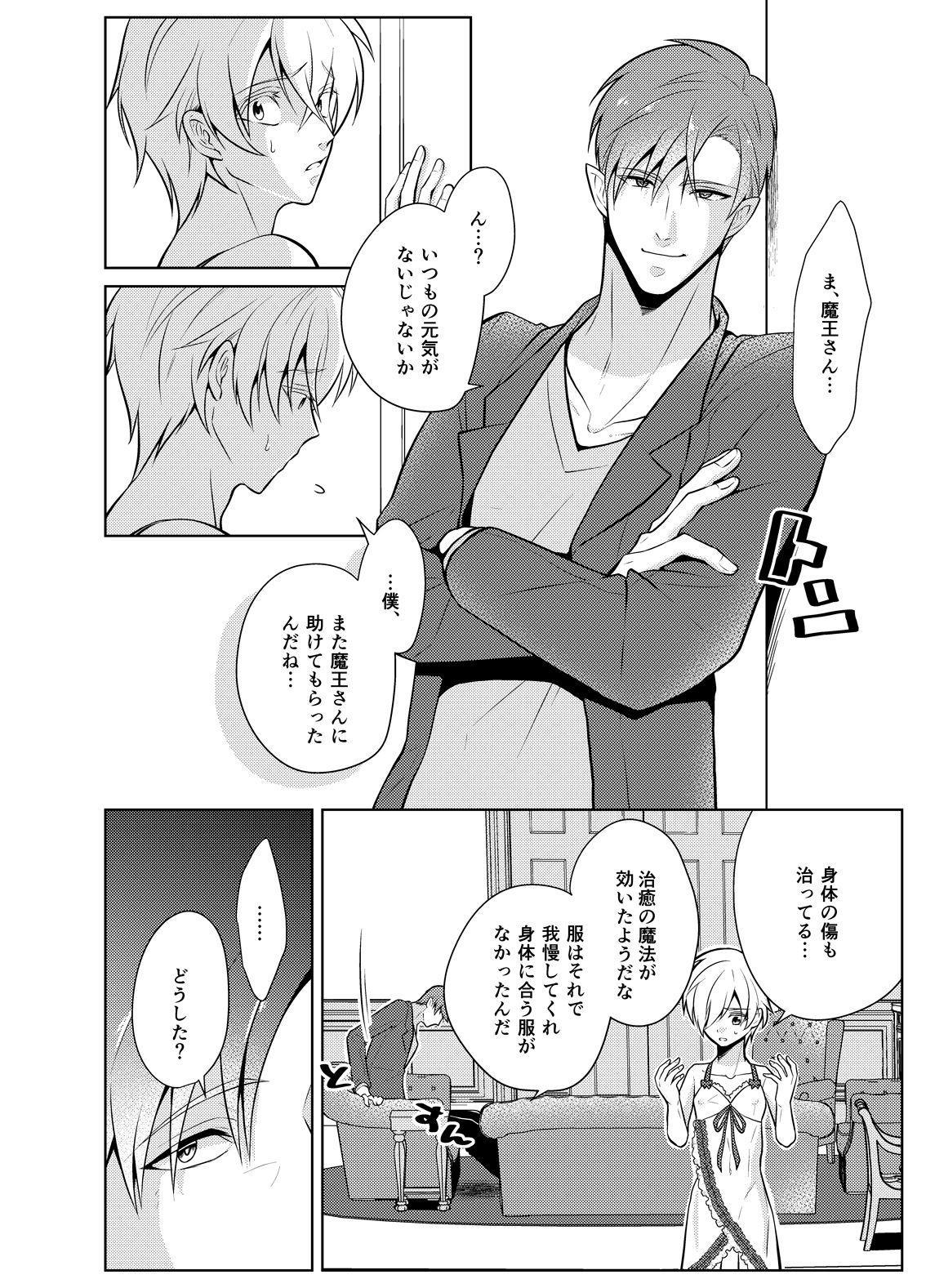 Nisemono Yuusha to Maou to Boku 5