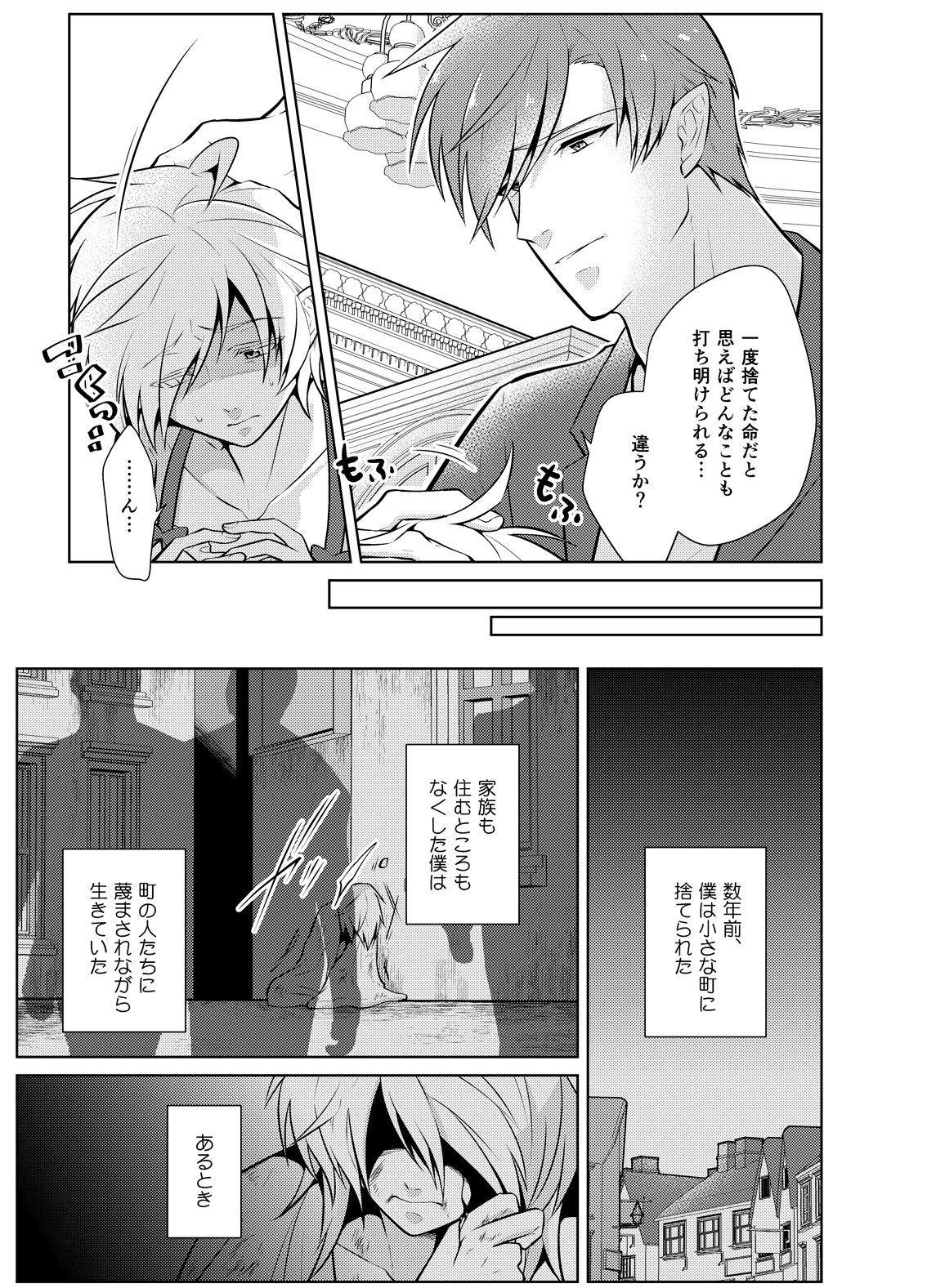 Nisemono Yuusha to Maou to Boku 8