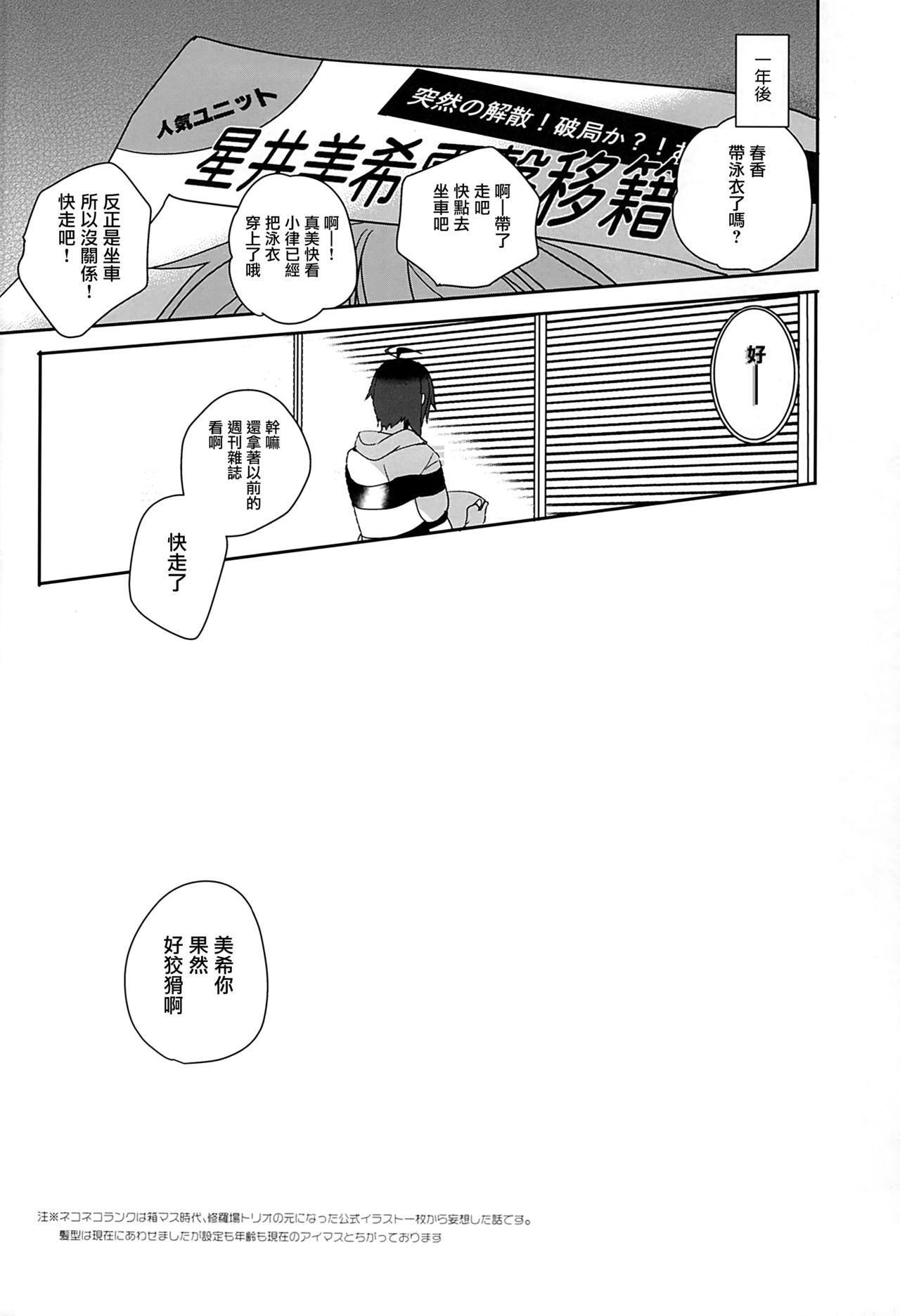 NekoNeko Rank Natsuna no! 16