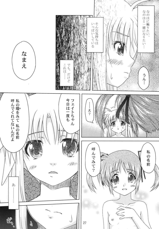 (Lyrical Magical 11) [SimpleClass (Shinozuki Kou)] off-White[0] Kouhen (Mahou Shoujo Lyrical Nanoha) 25