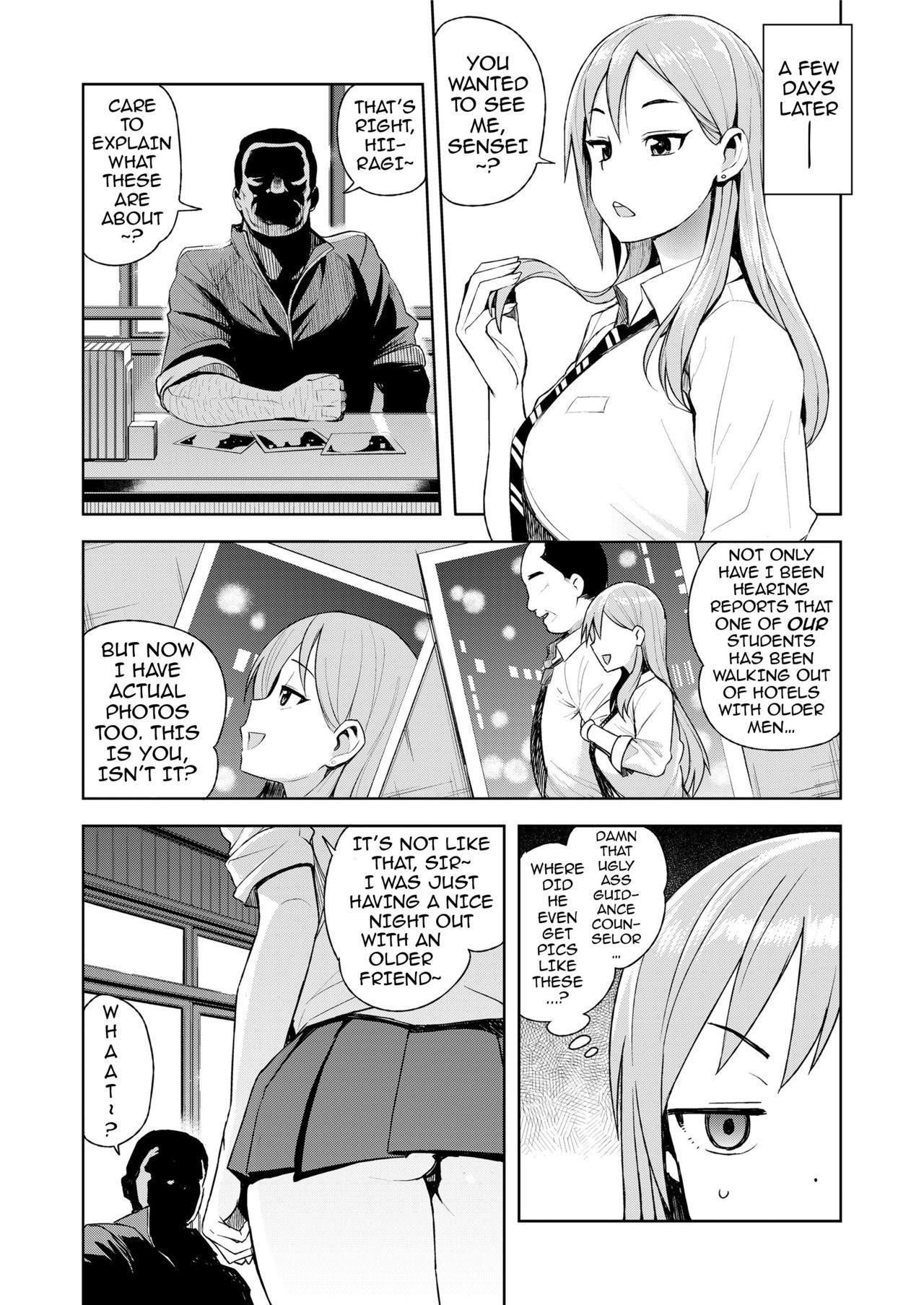 [Tamagoro] JK-ENKO ~Hiiragi Marin no Baai~ | High School Call Girl ~The Case of Marin Hiiragi~ (COMIC saseco Vol. 2) [English] [darknight] [Digital] 6
