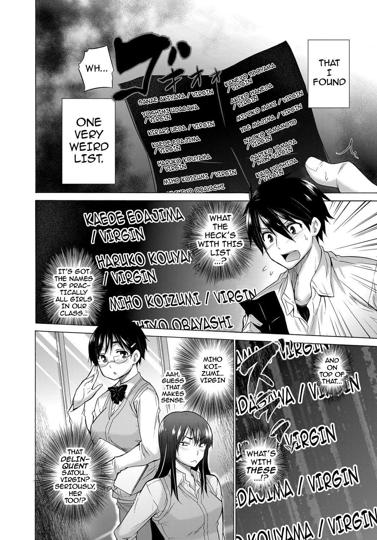 [Miyano Kintarou] Hishojo List   Non-Virgin List 1-2 [English] {darknight} [Digital] 3
