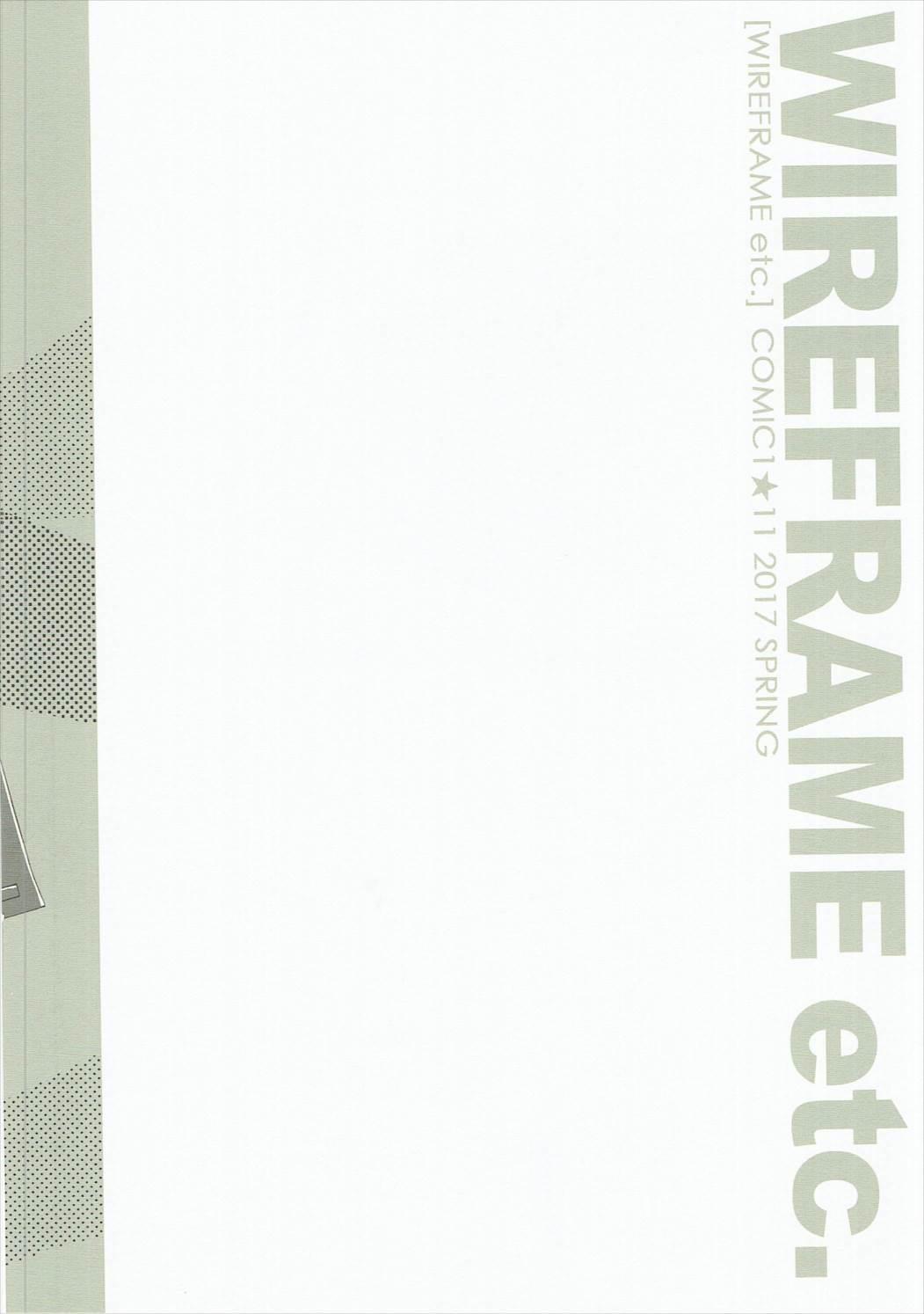 WIREFRAME etc. 11