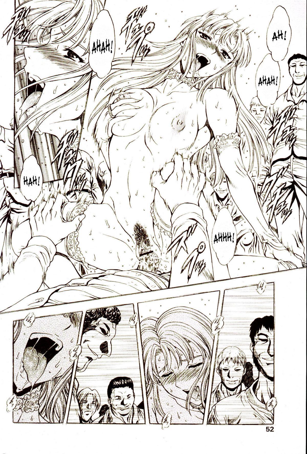 Ginryuu no Reimei   Dawn of the Silver Dragon Ch. 28-39 183