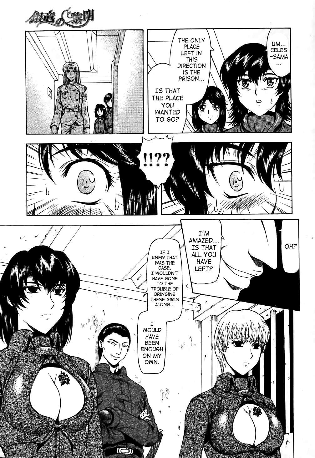 Ginryuu no Reimei   Dawn of the Silver Dragon Ch. 28-39 46