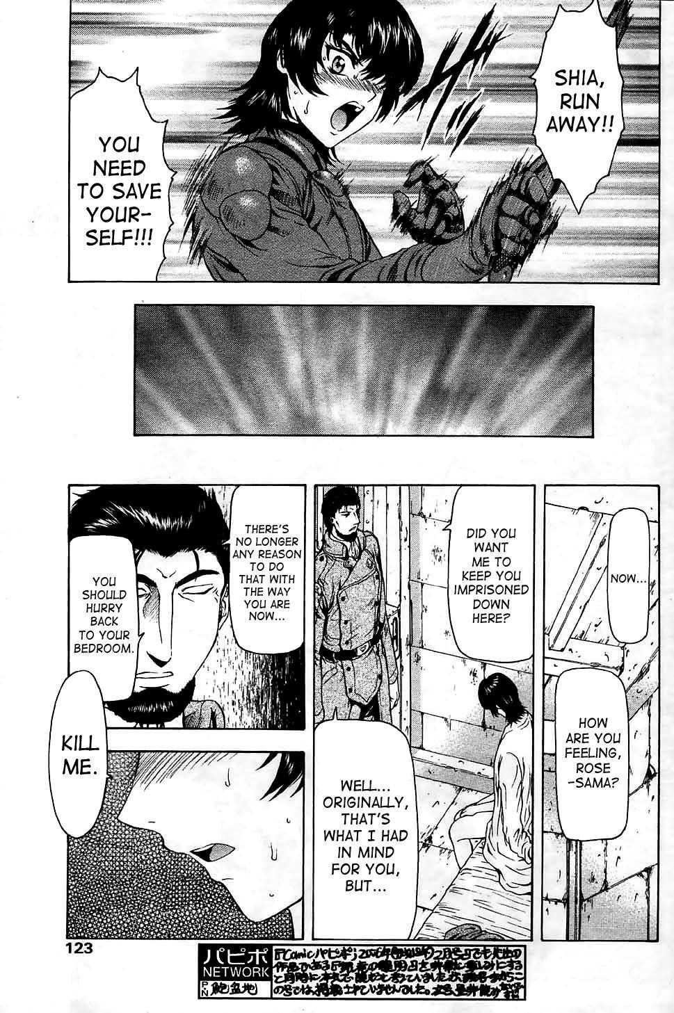 Ginryuu no Reimei   Dawn of the Silver Dragon Ch. 28-39 52