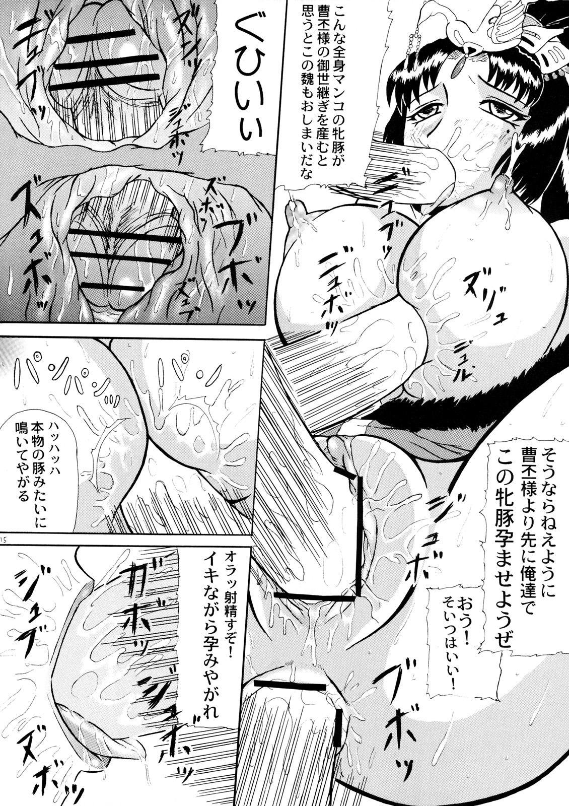 Tsukiyou Hikyou 13