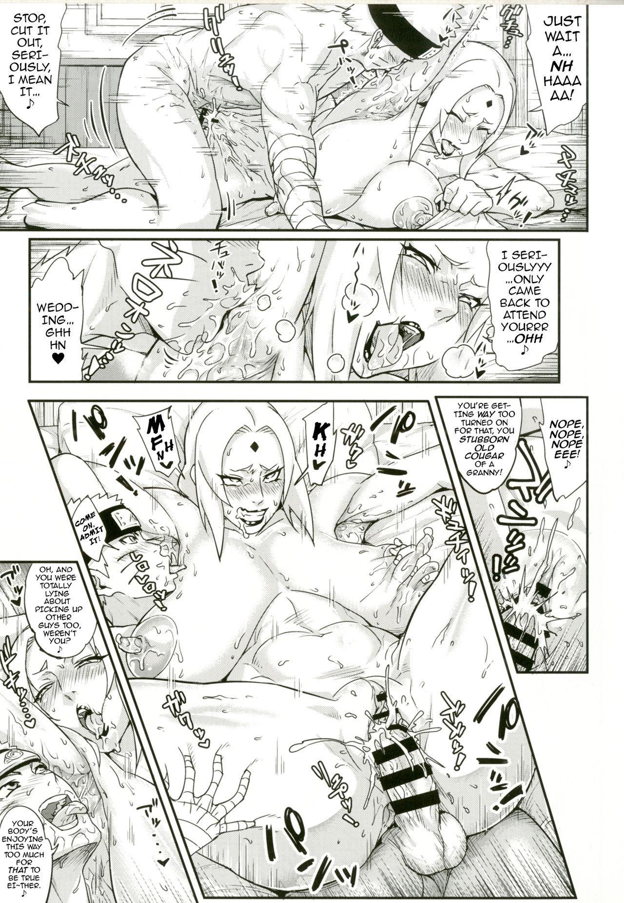 Jukumitsuki Intouden 2 | Debauchery of a Mature Honeypot Princess Ch 2 9