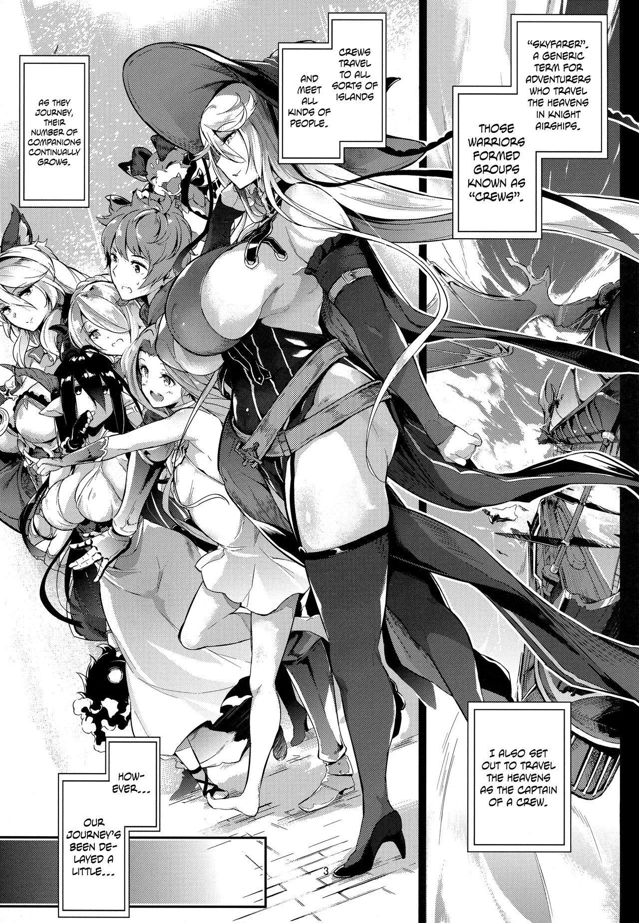 Gran Nyuu Fantasy Magisa Hen   Granboobs Fantasy Magisa Book 1