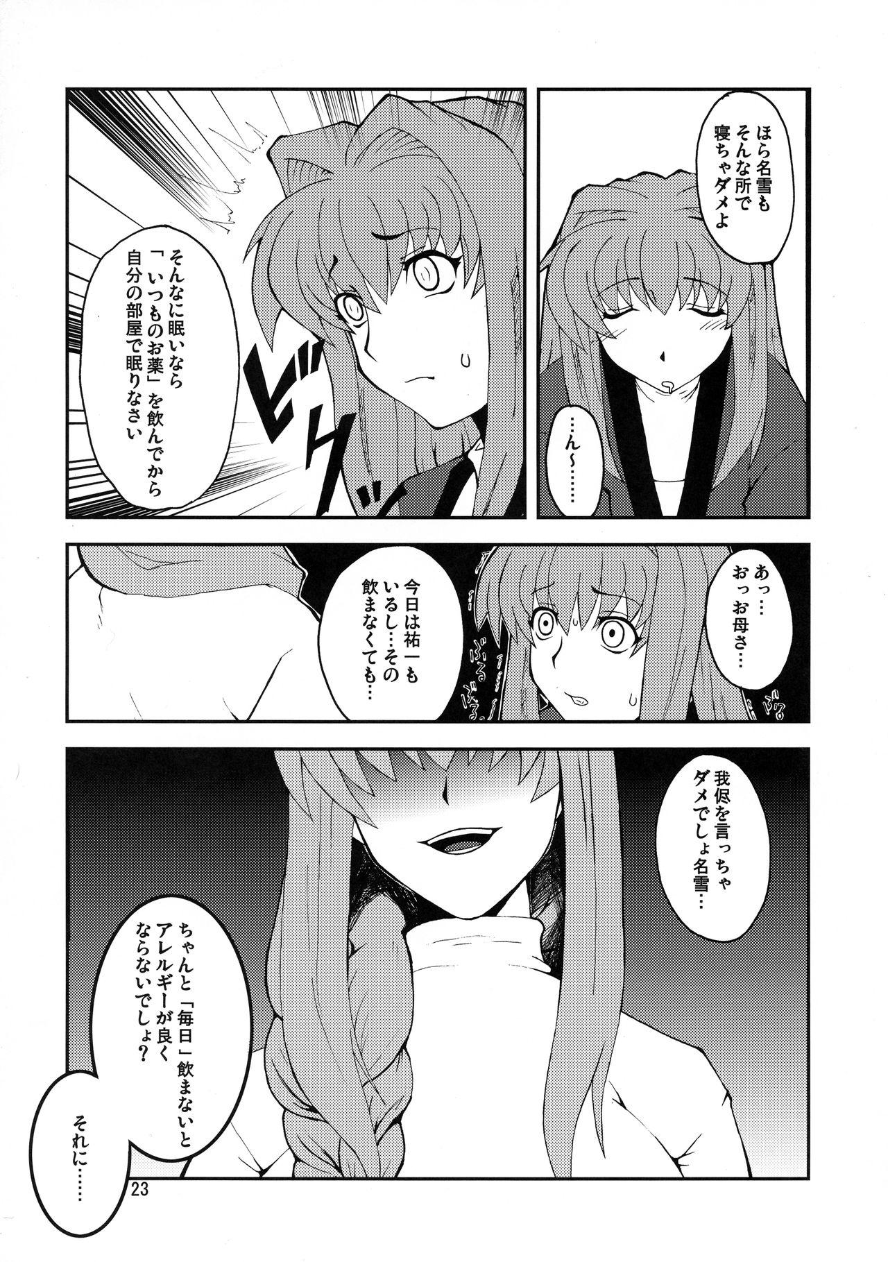 Kyouki Vol. 3~5 Remake Ver. 22