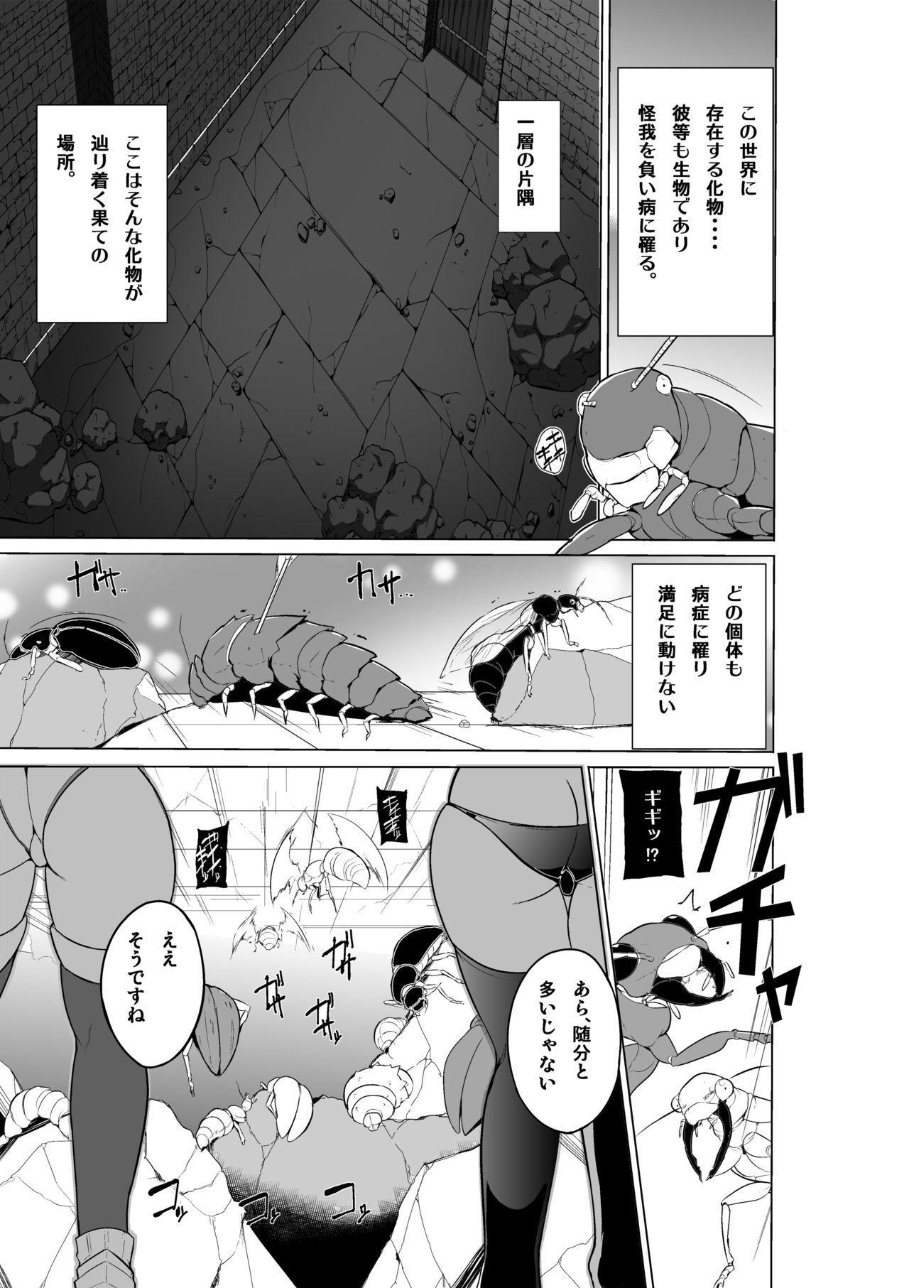 Dungeon Travelers Minna no Oyuugi 0