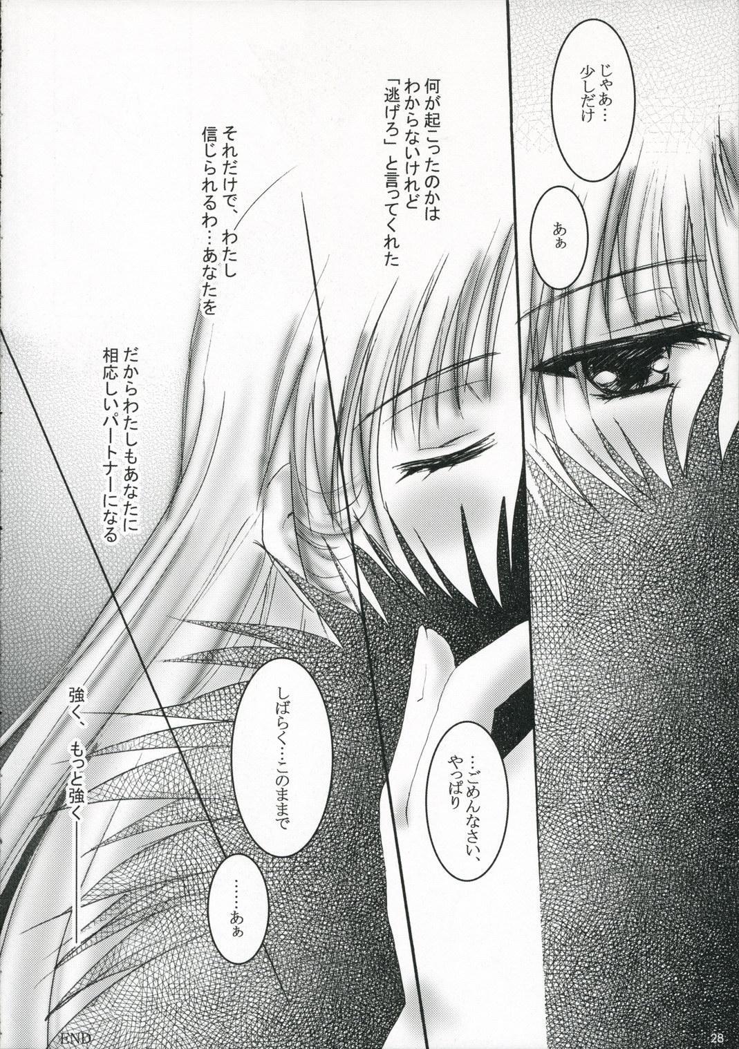 Kagiri Naku Kuro ni Chikai Shiro 27