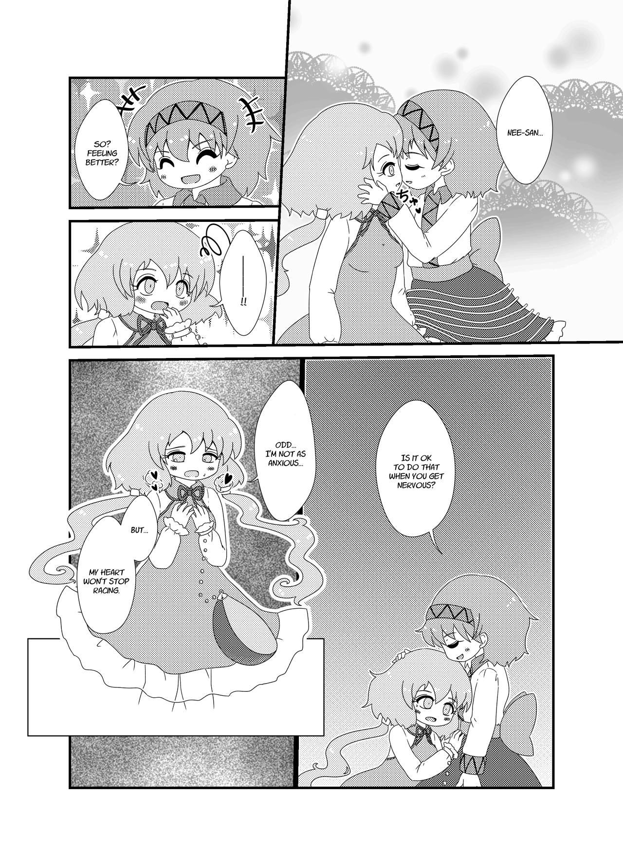 Kimi Houkou e   Toward You 3