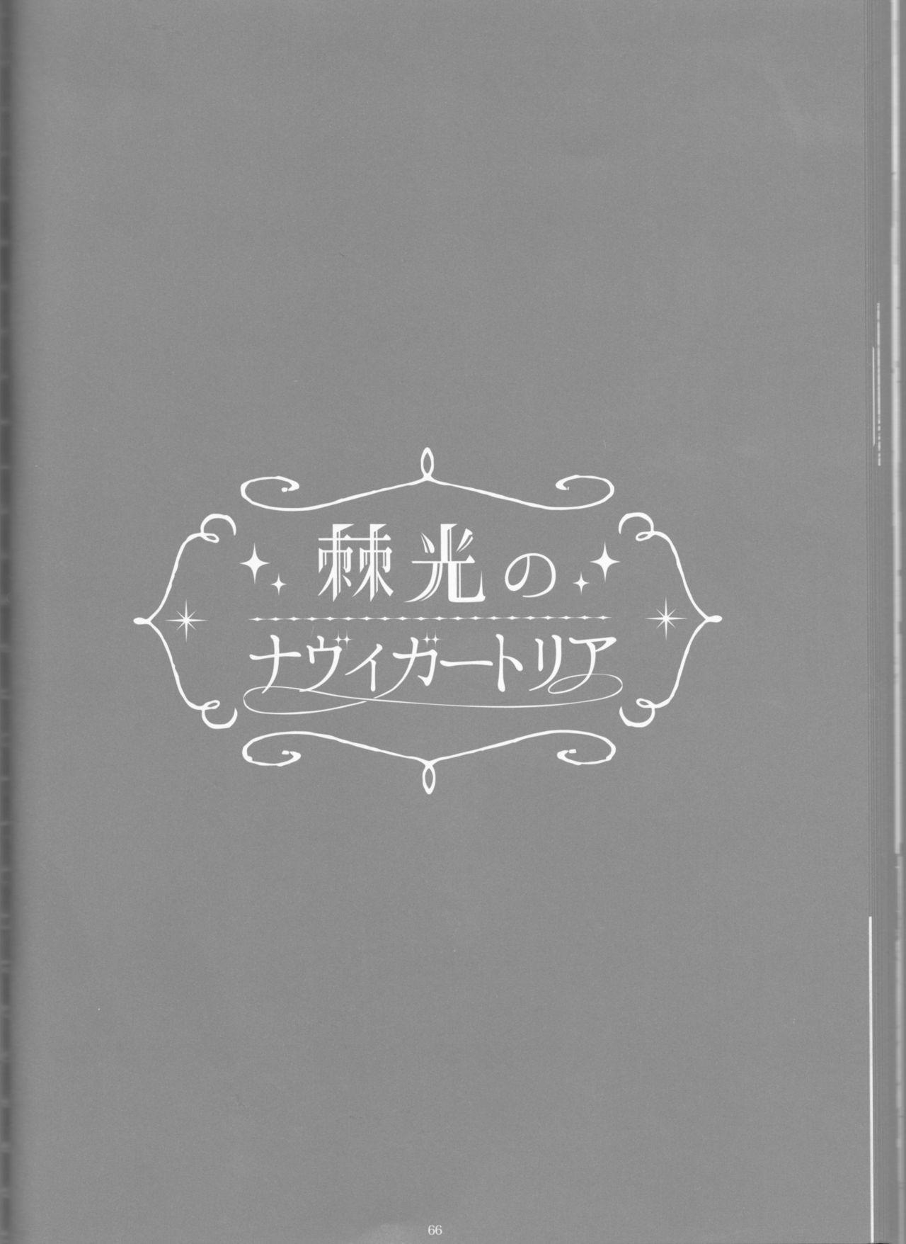Toge hikari no navu~igātoria book 2(blue exorcist] 64