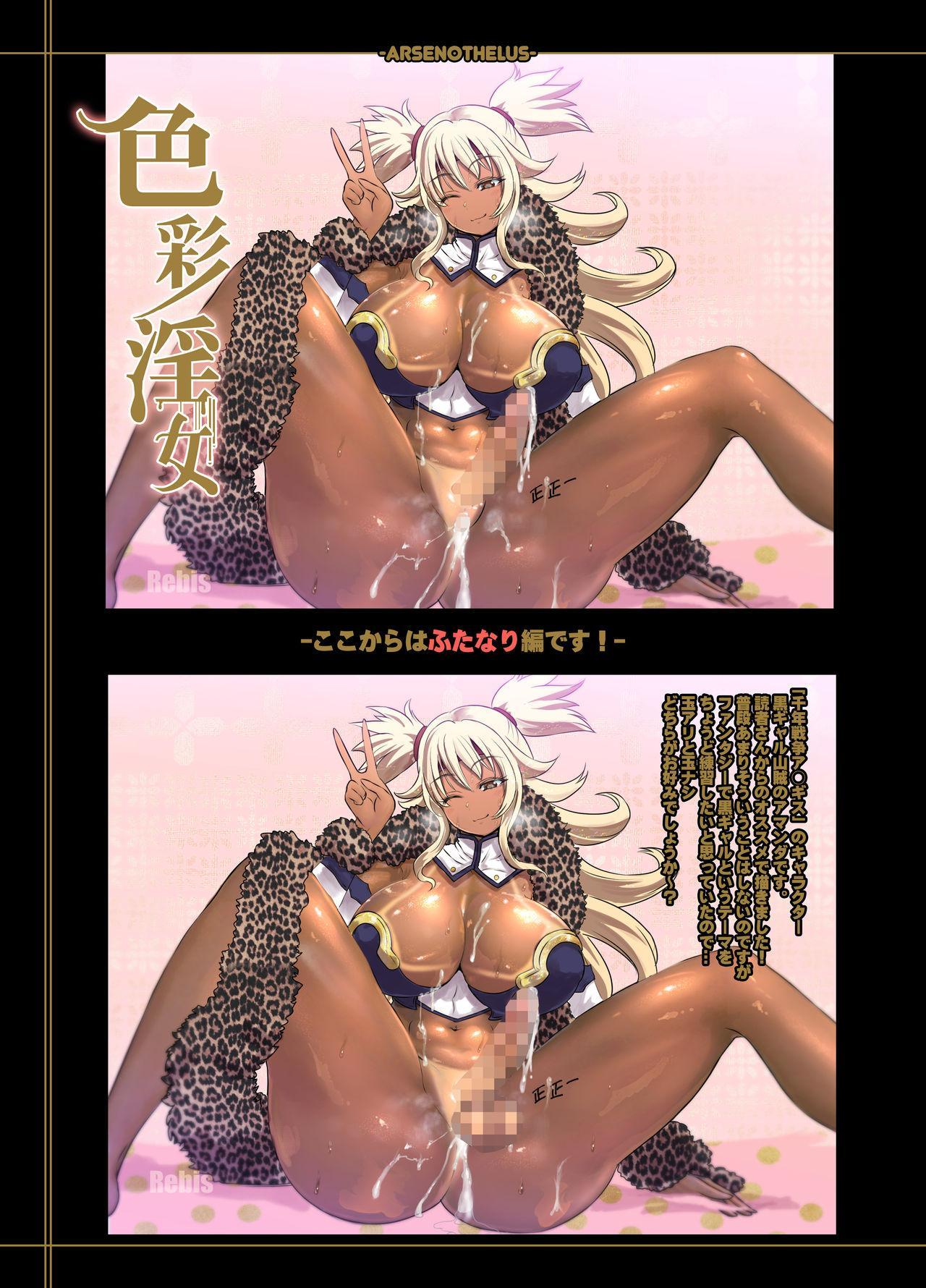 Shikisai Injo 12