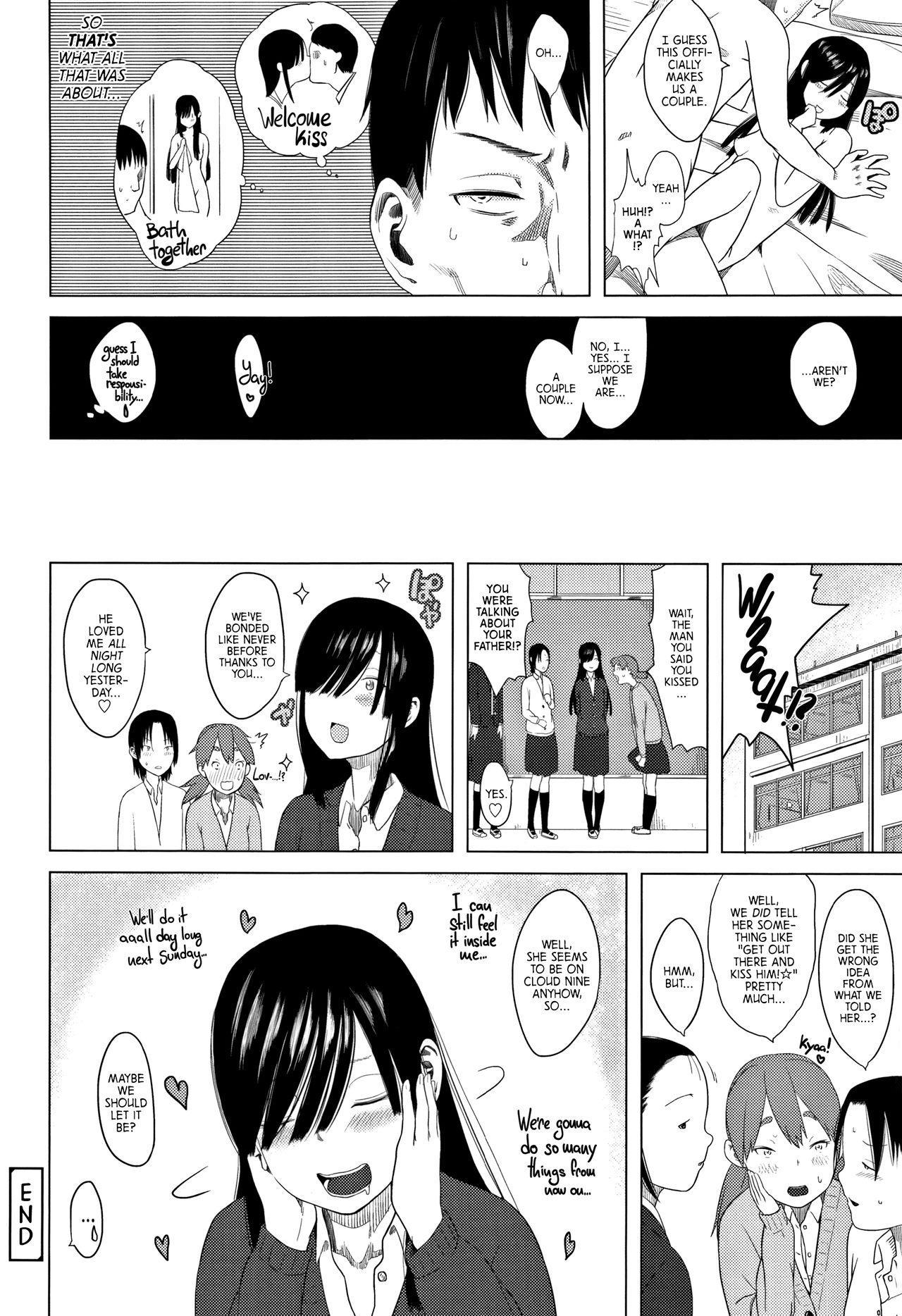 Chichi to Musume no Seiai Hakusho | Father and daughter sex white paper 73