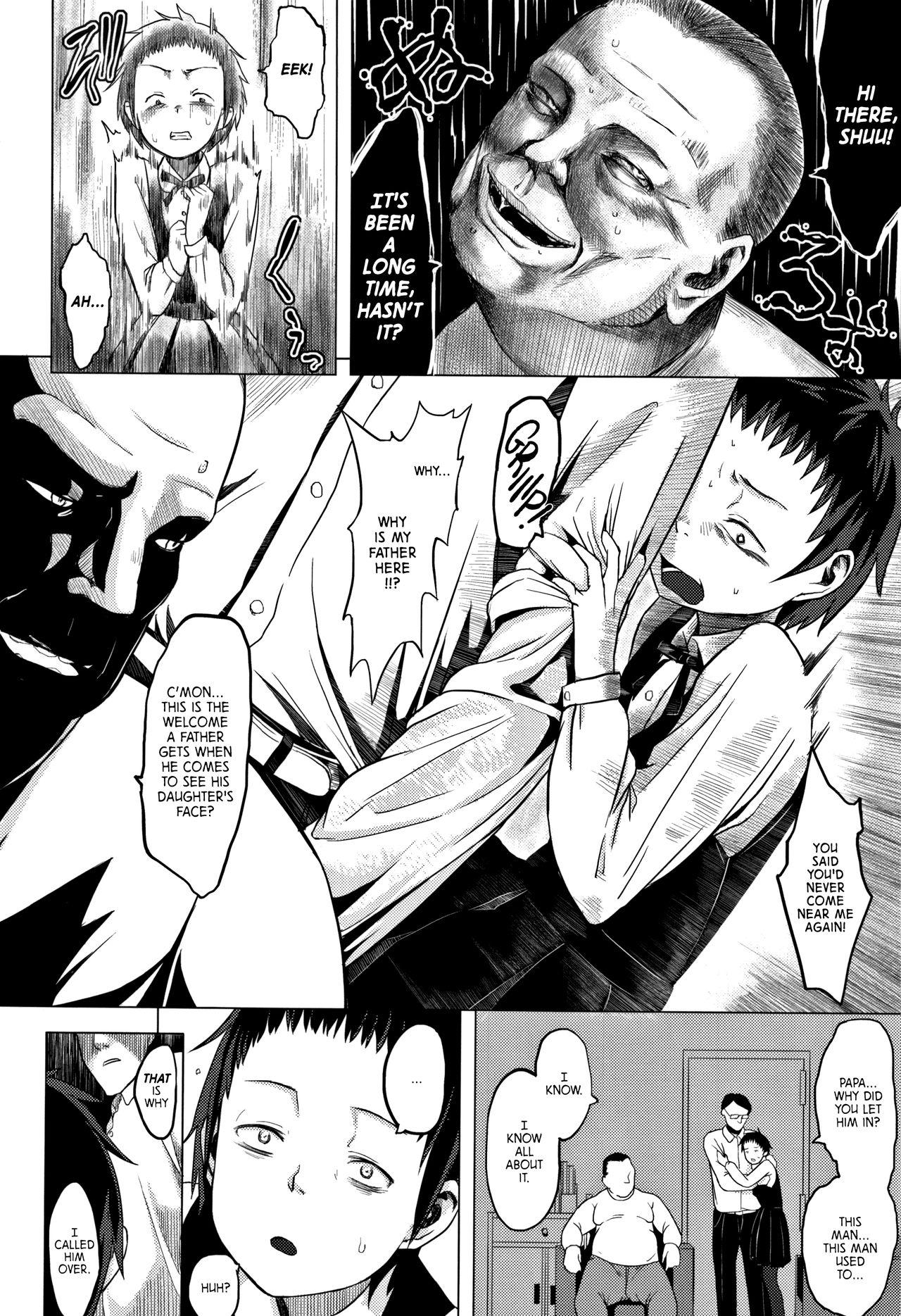Chichi to Musume no Seiai Hakusho | Father and daughter sex white paper 79
