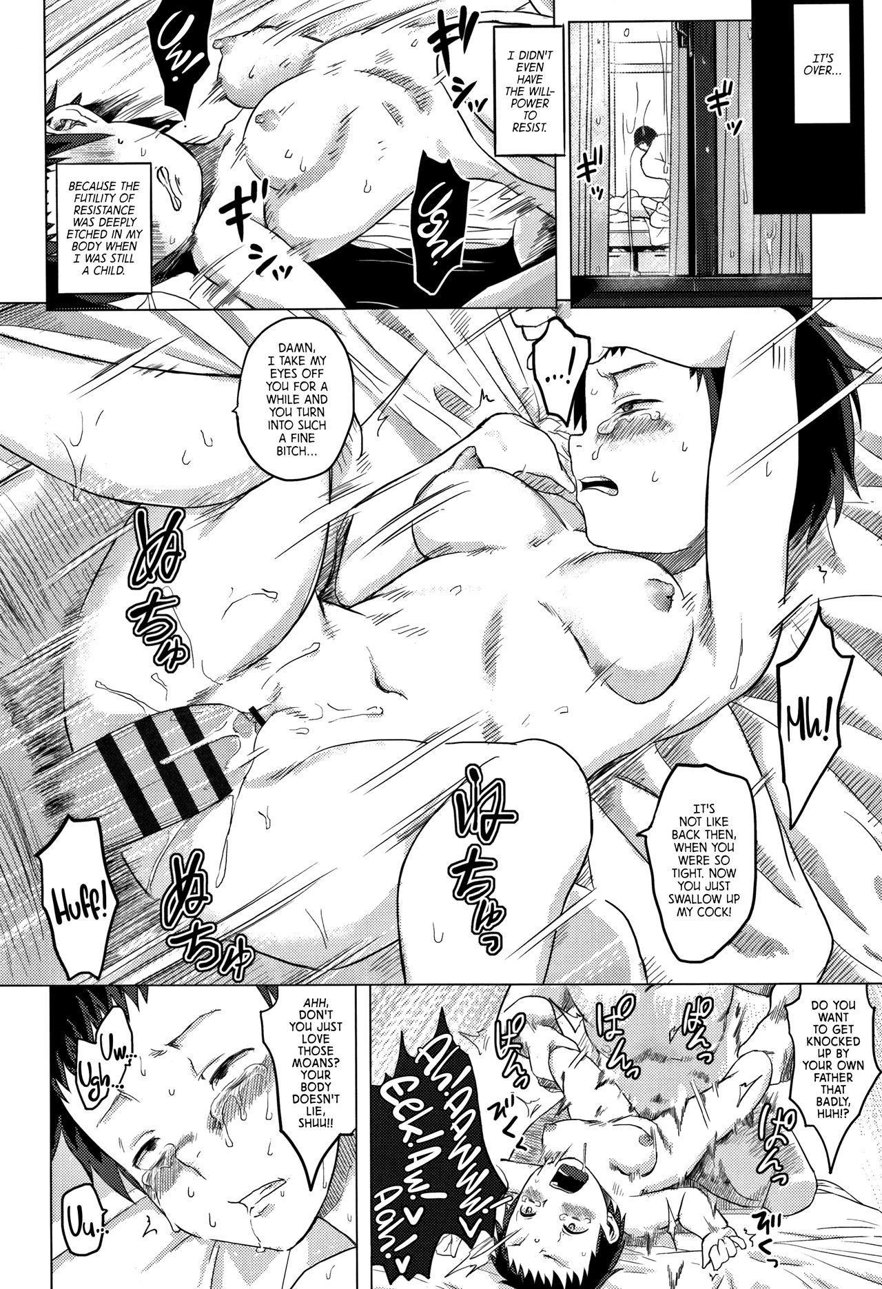 Chichi to Musume no Seiai Hakusho | Father and daughter sex white paper 87