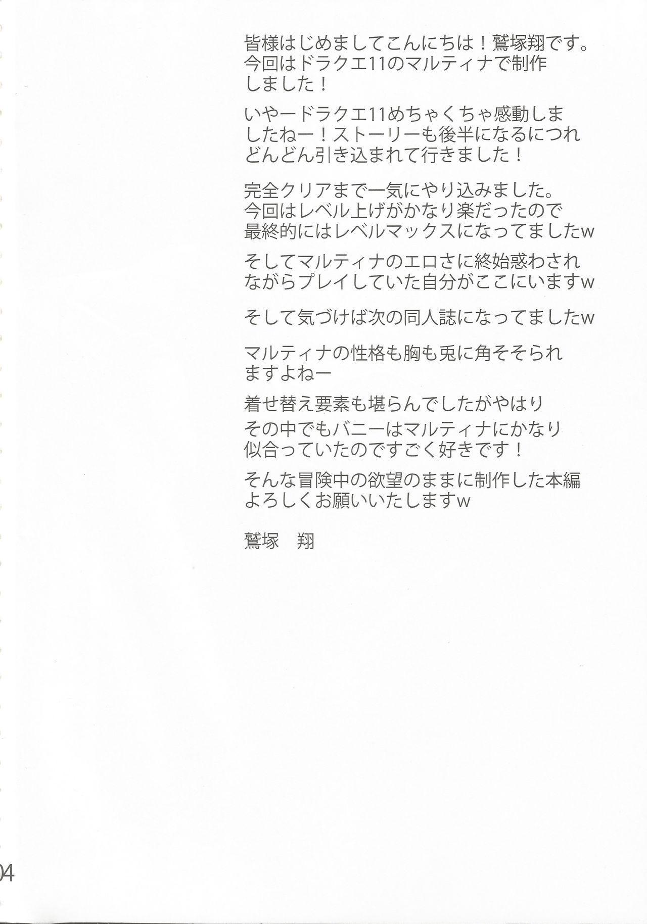 Hatsujou no Martina ga Arawareta! 2