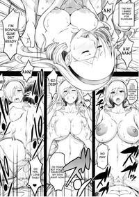 Kouki naru Onna Kishi-sama 9