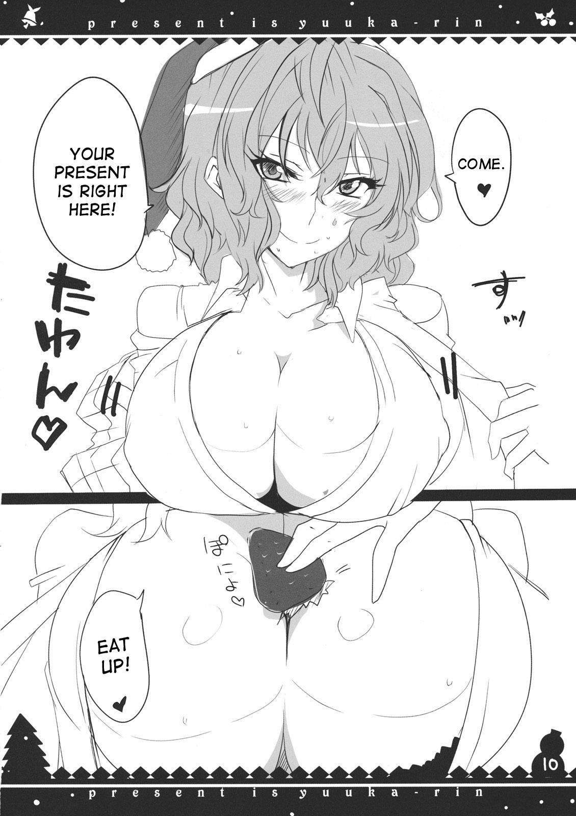 Present wa Yuukarin 9