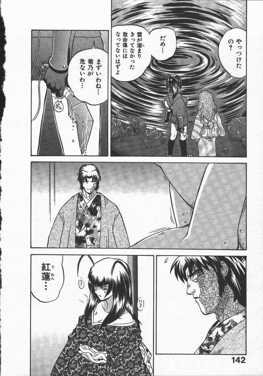 Kunoichi Ranfucho Jou 145