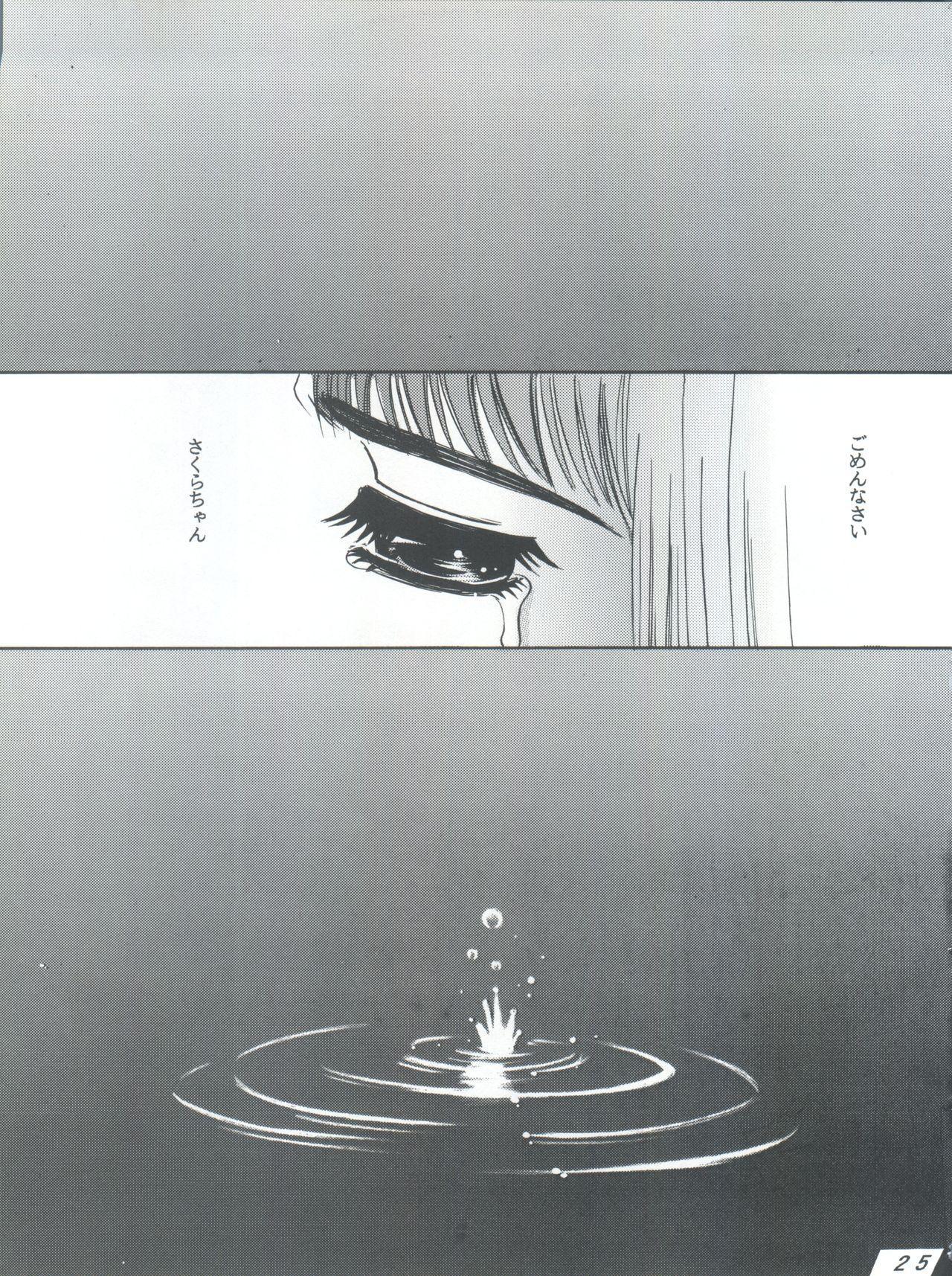 Card Captor Sakura Act 3 Green Version 24