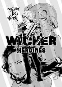 Witcher Heroines 0