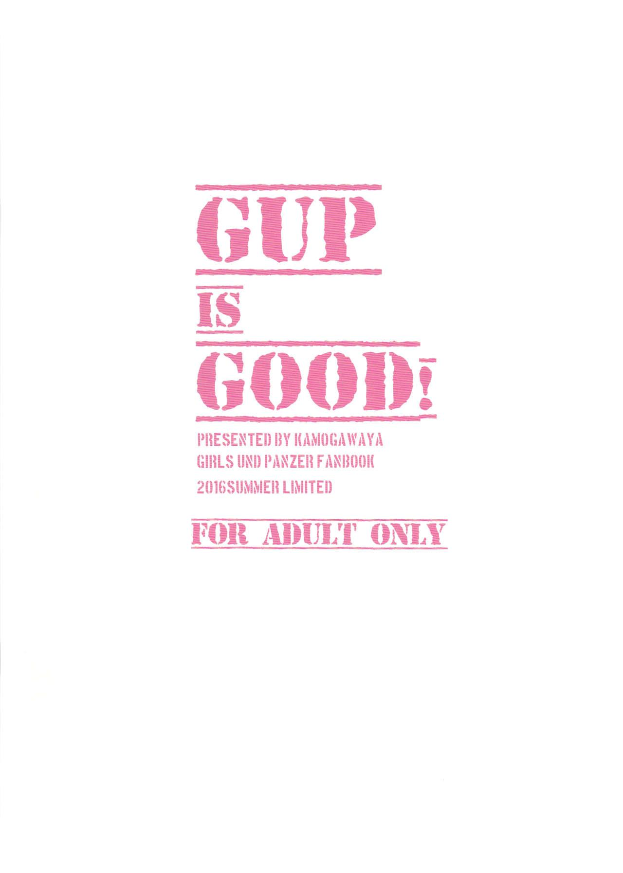 GuP is Good! 12