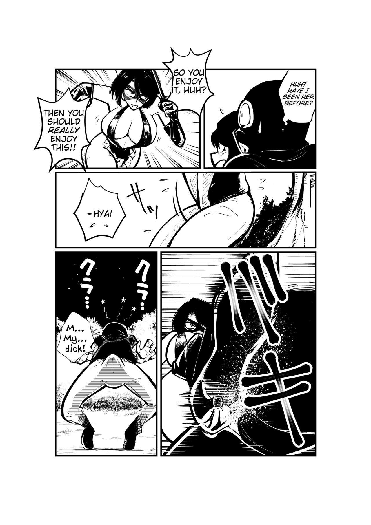[Pecan (Makunouchi)] Kinkeri Madam   Kick-in-the-Balls Madam [English] [Tigoris Translates] 13