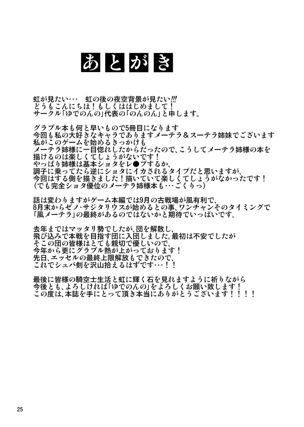 Zenkuu Ichi Bitch Shimai 24