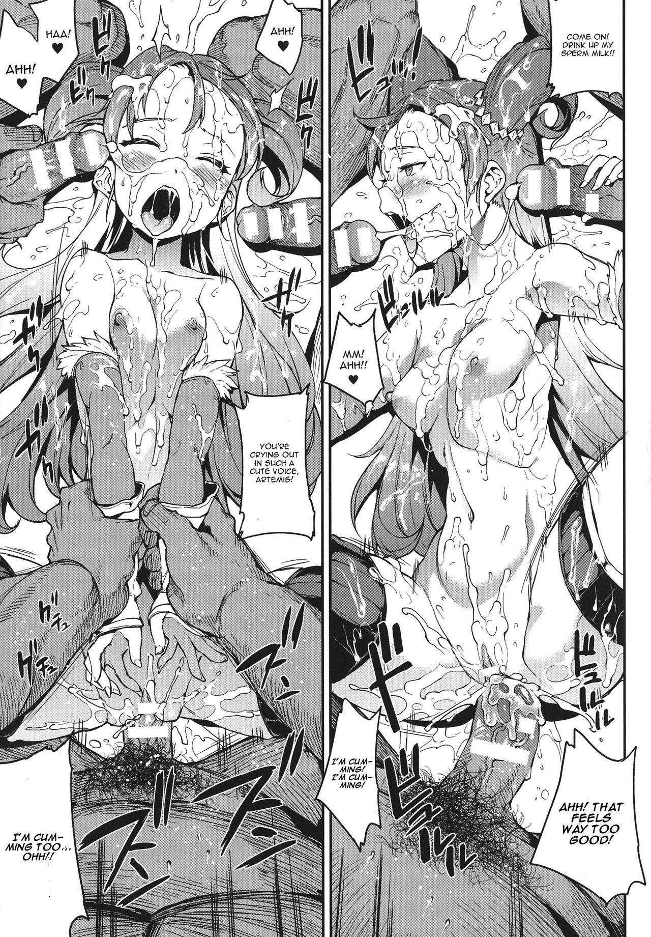 [Erect Sawaru] Raikou Shinki Igis Magia -PANDRA saga 3rd ignition- Ch. 1-7 + Medousa [English] [CGrascal] 101