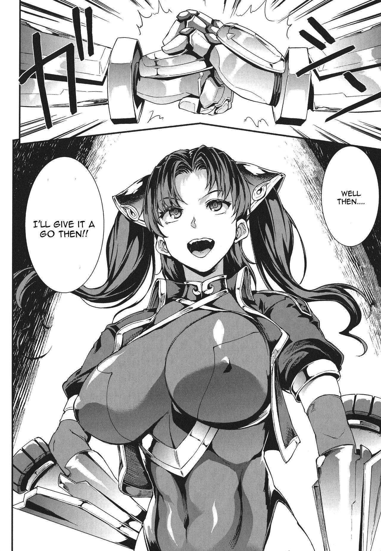 [Erect Sawaru] Raikou Shinki Igis Magia -PANDRA saga 3rd ignition- Ch. 1-7 + Medousa [English] [CGrascal] 107