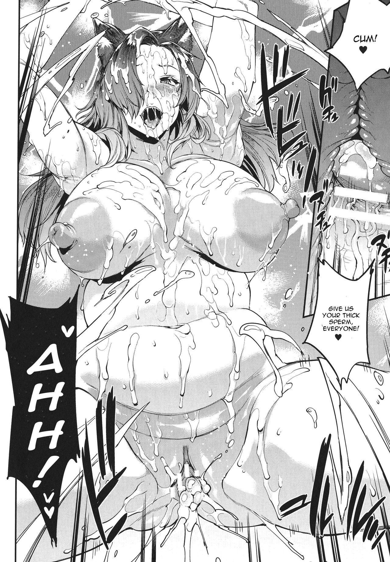 [Erect Sawaru] Raikou Shinki Igis Magia -PANDRA saga 3rd ignition- Ch. 1-7 + Medousa [English] [CGrascal] 153