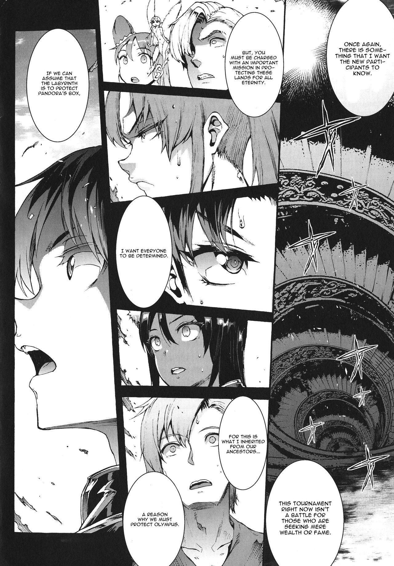 [Erect Sawaru] Raikou Shinki Igis Magia -PANDRA saga 3rd ignition- Ch. 1-7 + Medousa [English] [CGrascal] 175