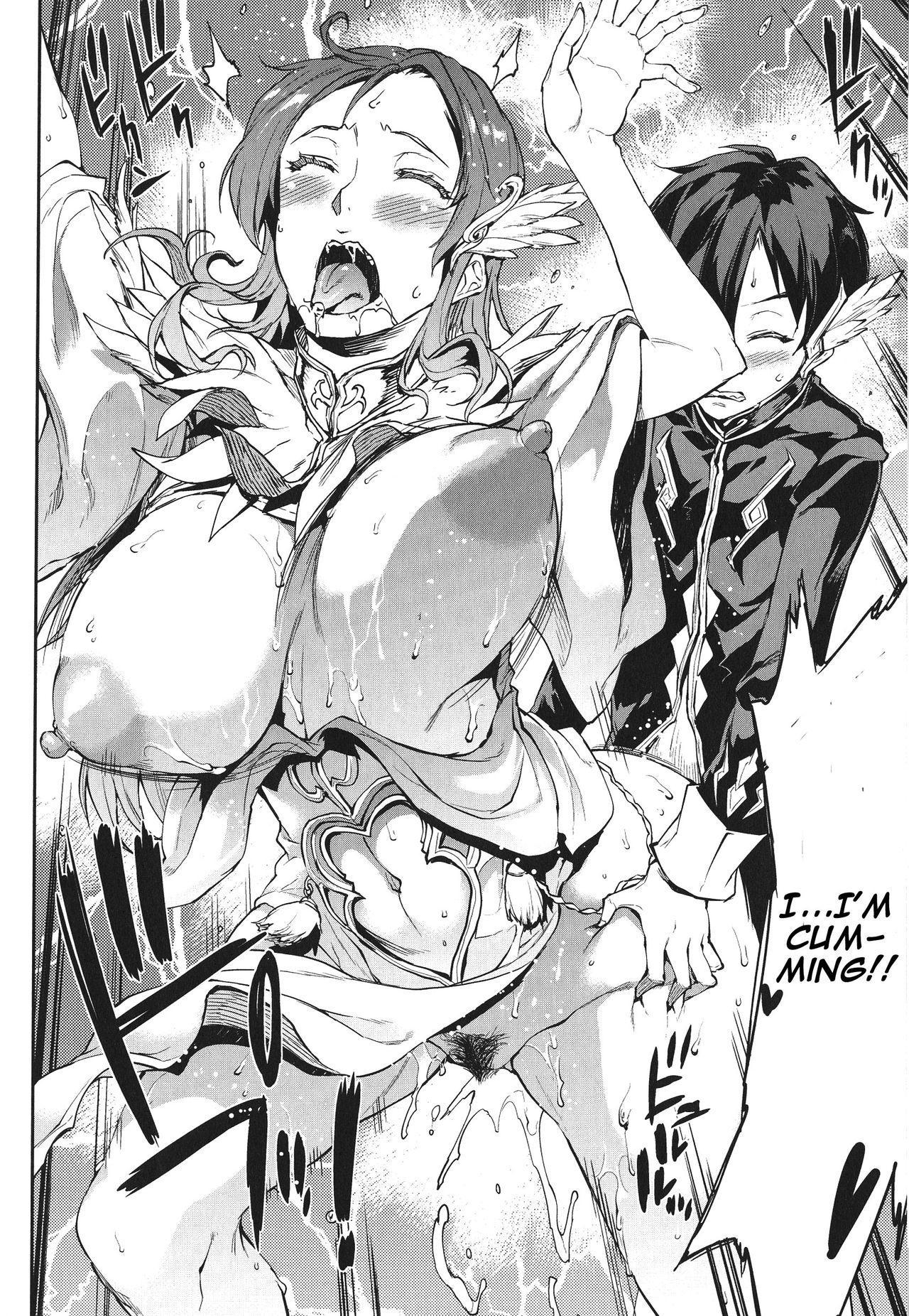 [Erect Sawaru] Raikou Shinki Igis Magia -PANDRA saga 3rd ignition- Ch. 1-7 + Medousa [English] [CGrascal] 77