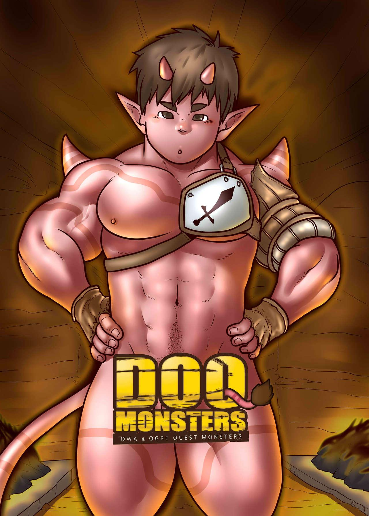 DOQ MONSTERS DWA & OGRE QUEST MONSTERS 0