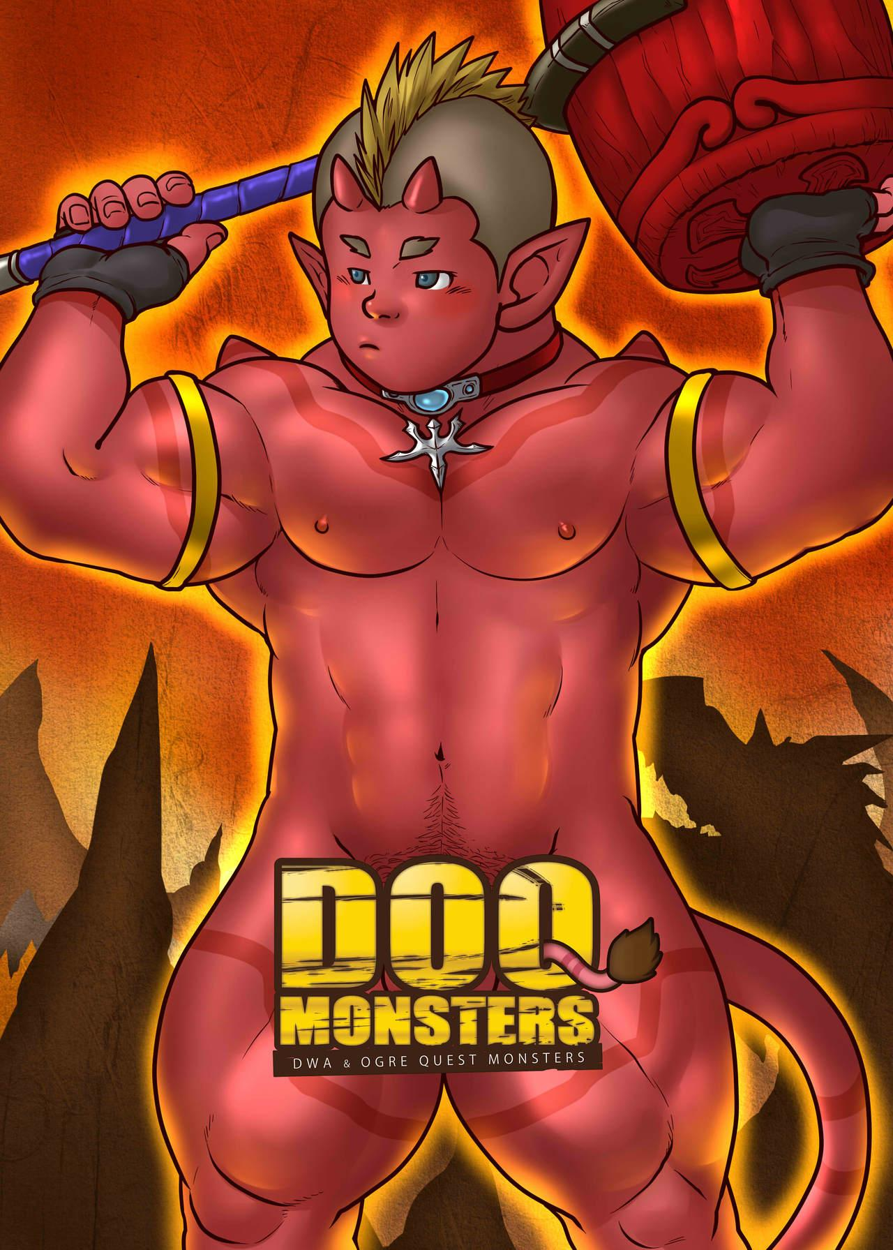 DOQ MONSTERS DWA & OGRE QUEST MONSTERS 15
