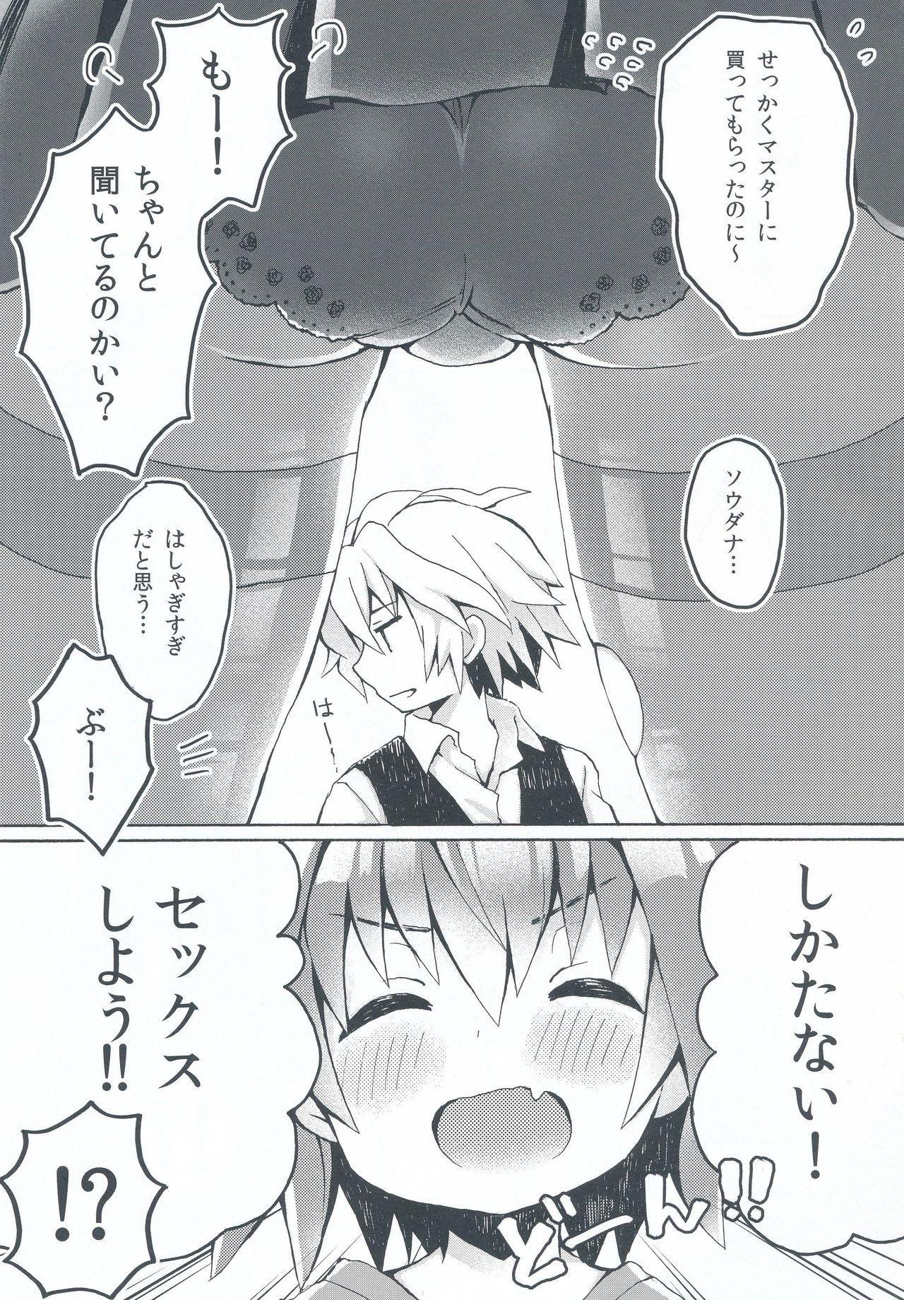 Motto Astolfo-kun to Master ga Ecchi Suru Hon 3