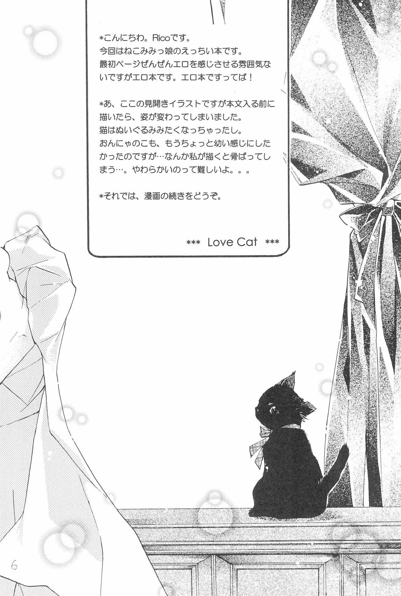 Love Cat 7