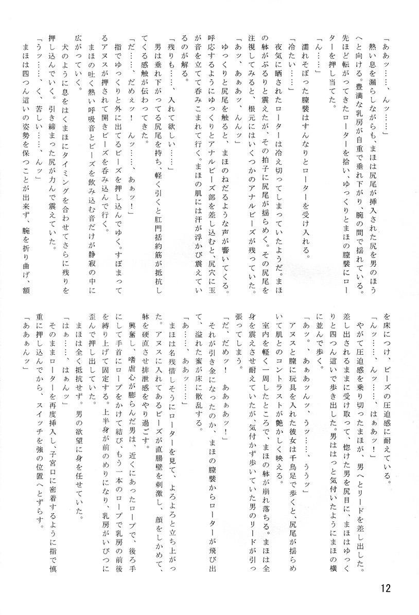 Himitsu no Nishizumi-ryuu 12