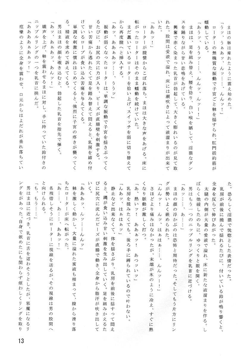 Himitsu no Nishizumi-ryuu 13