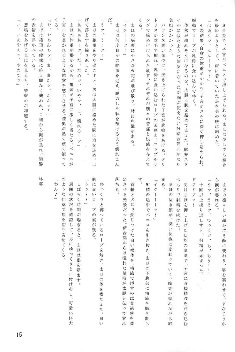 Himitsu no Nishizumi-ryuu 15