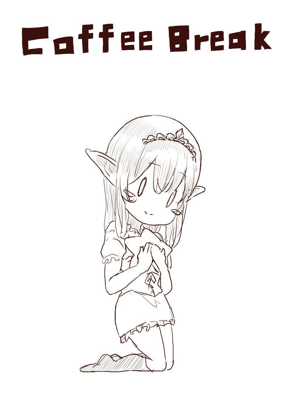 Elf Princess Strikes Back Part1 136